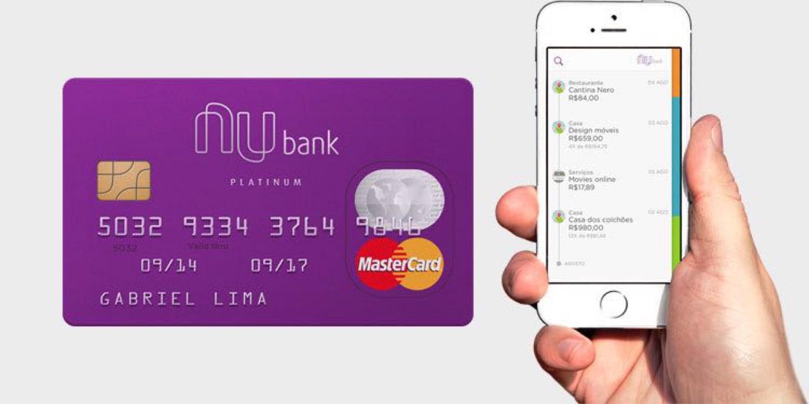 Nubank – Ganhei mais de 500,00 utilizando o cartão e simplifiquei a minha vida