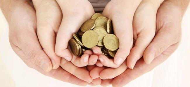 Mesada e educação financeira dos filhos