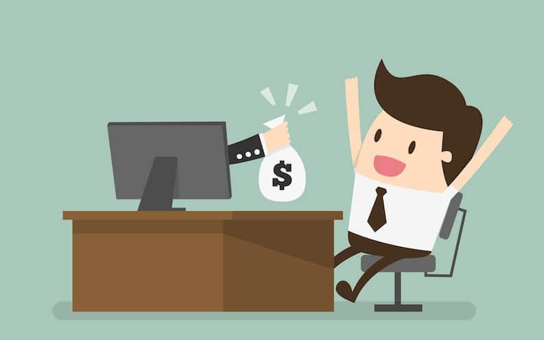Como ganhar dinheiro extra com a internet