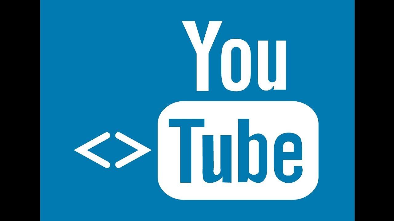 Como colocar vídeos do Youtube no meu site – Passo a Passo